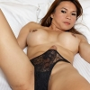 Naughty Ladyboy Stunner is her to please the tempted